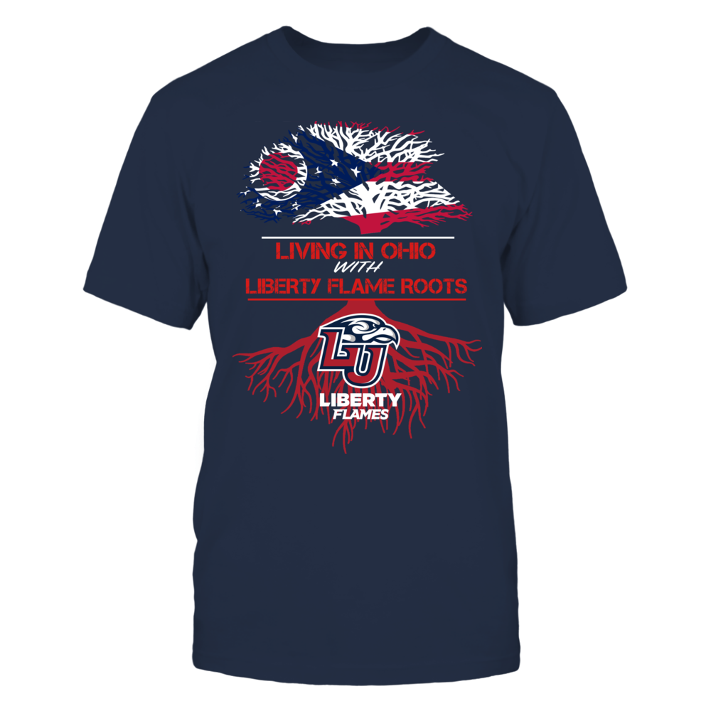 Liberty Flames - Living Roots Ohio Front picture