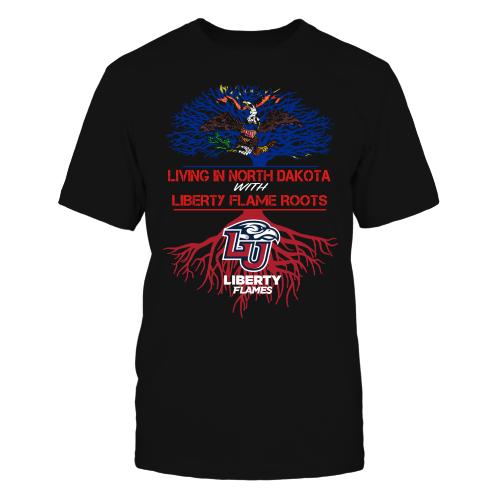 Liberty Flames - Living Roots North Dakota Front picture