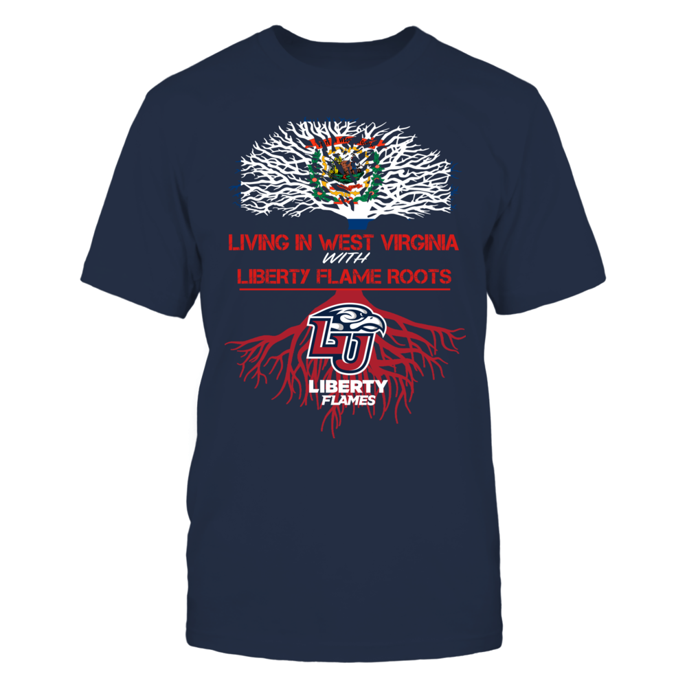 Liberty Flames - Living Roots West Virginia Front picture