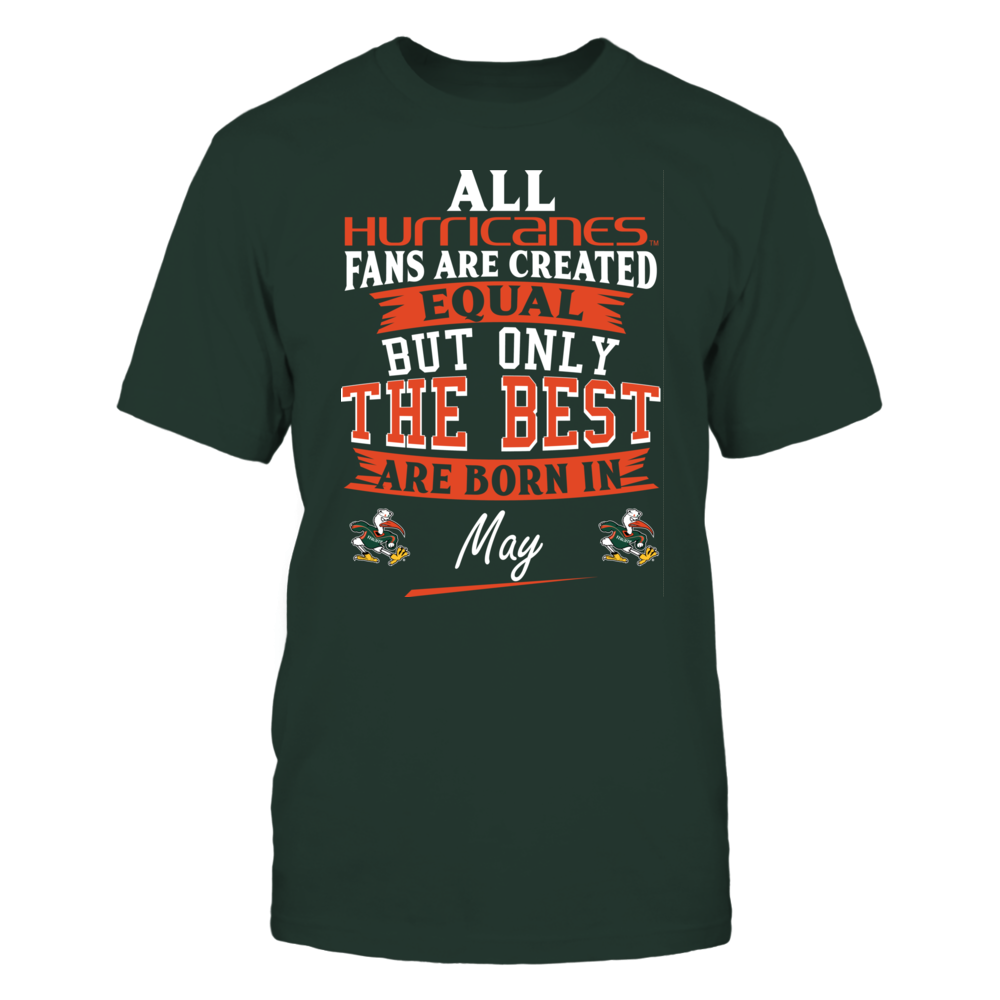Miami Hurricanes Fans - May Front picture