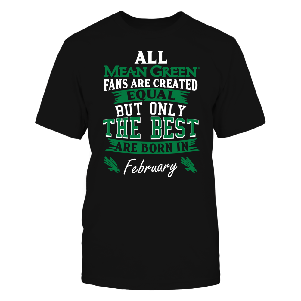 North Texas Mean Green Fans - February Front picture