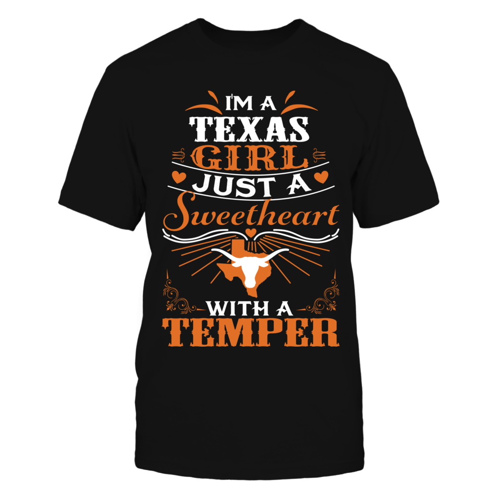 Texas Longhorn - Girl Front picture