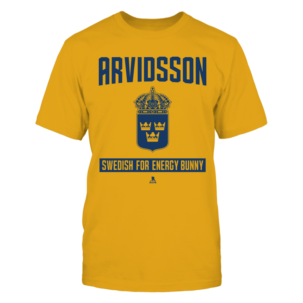 Viktor Arvidsson - Swedish for Energy Bunny Front picture