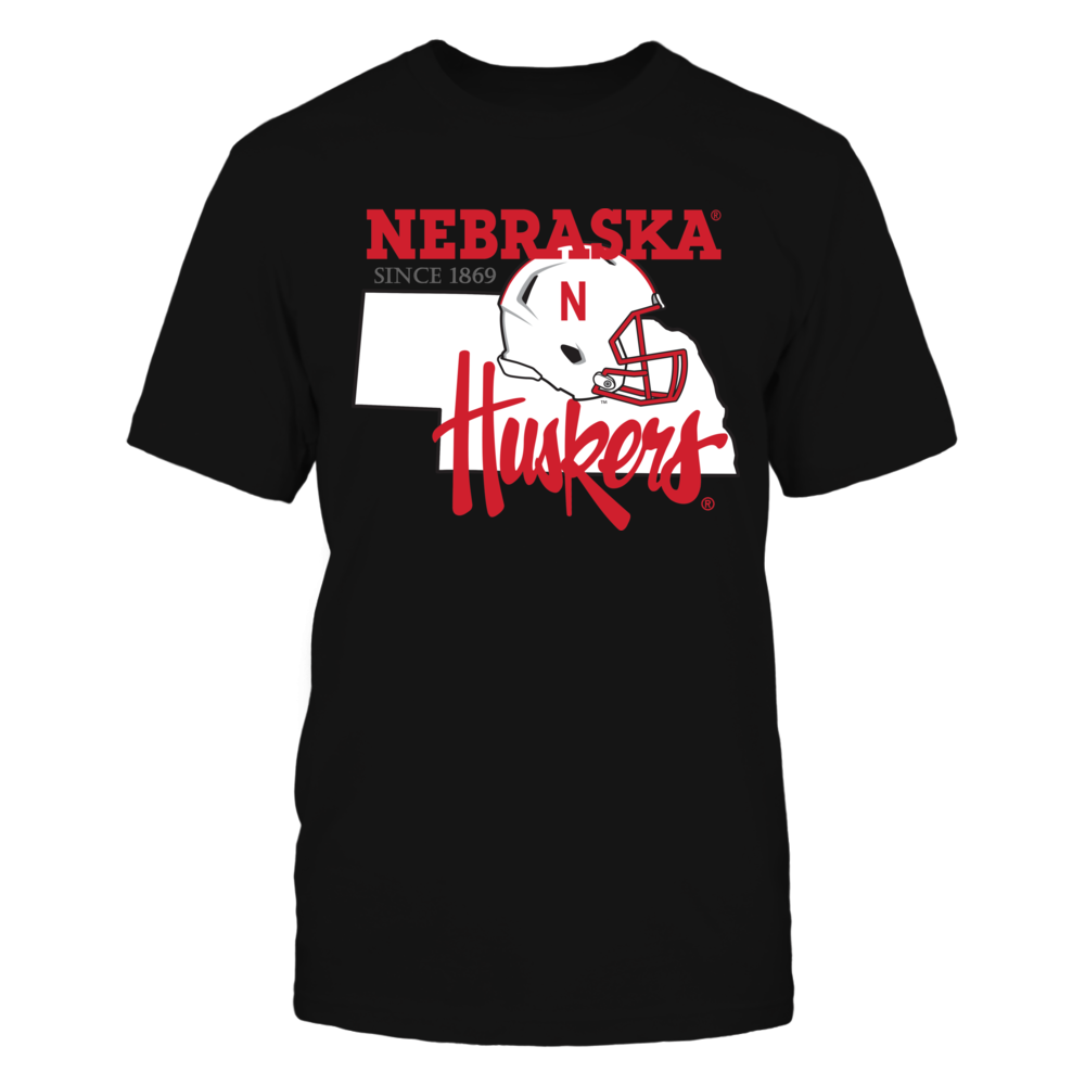 Nebraska Football Apparel for the Ultimate Husker Fan Front picture