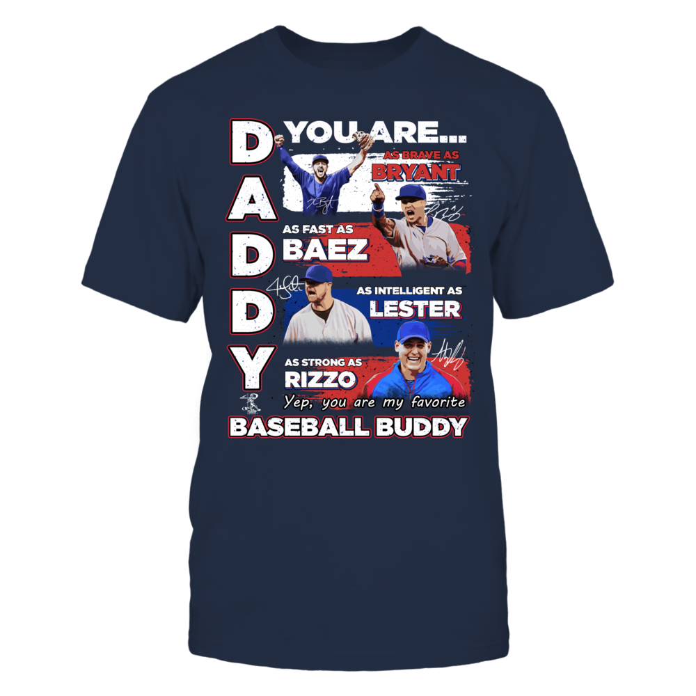 DADDY YOU ARE MY BASEBALL BUDDY Front picture