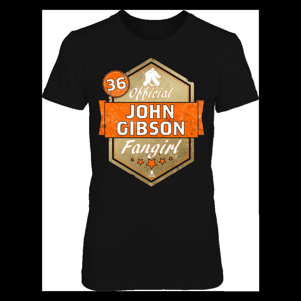 John Gibson Official John Gibson Fangirl FanPrint