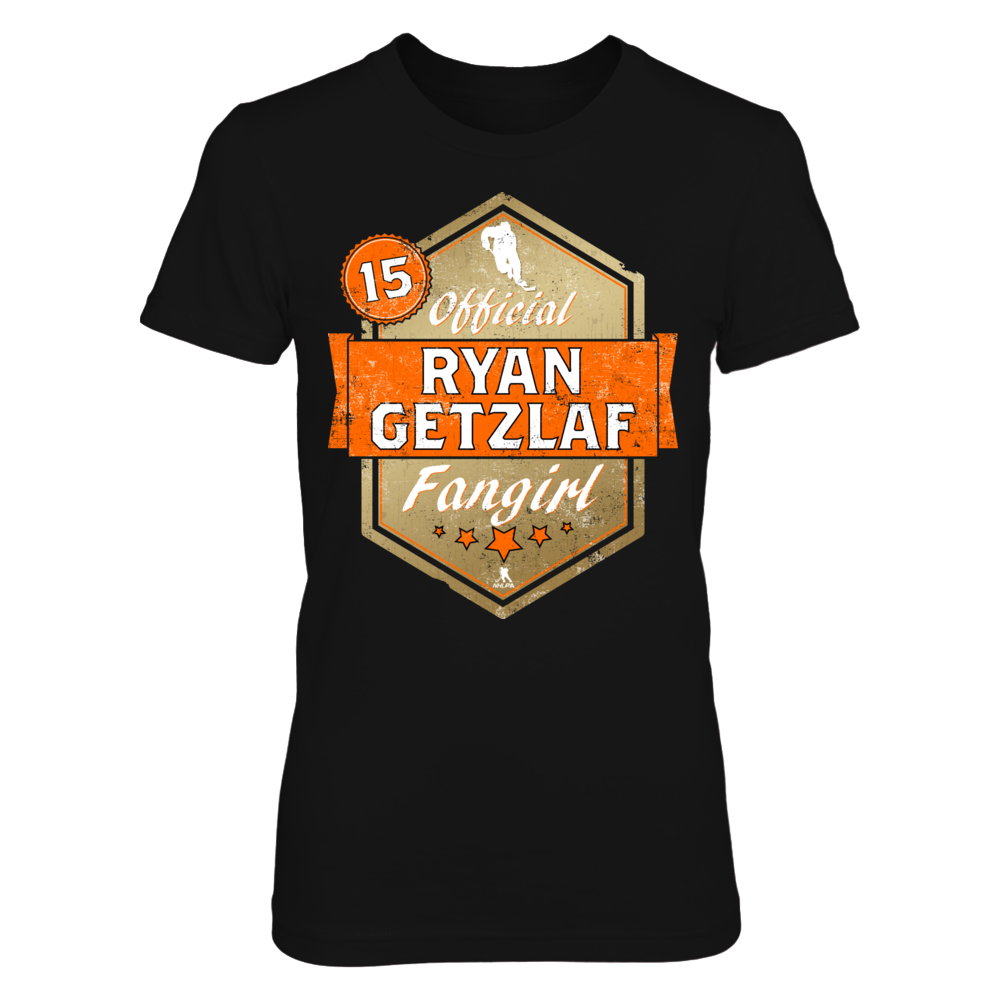 Ryan Getzlaf Official Ryan Getzlaf Fangirl FanPrint