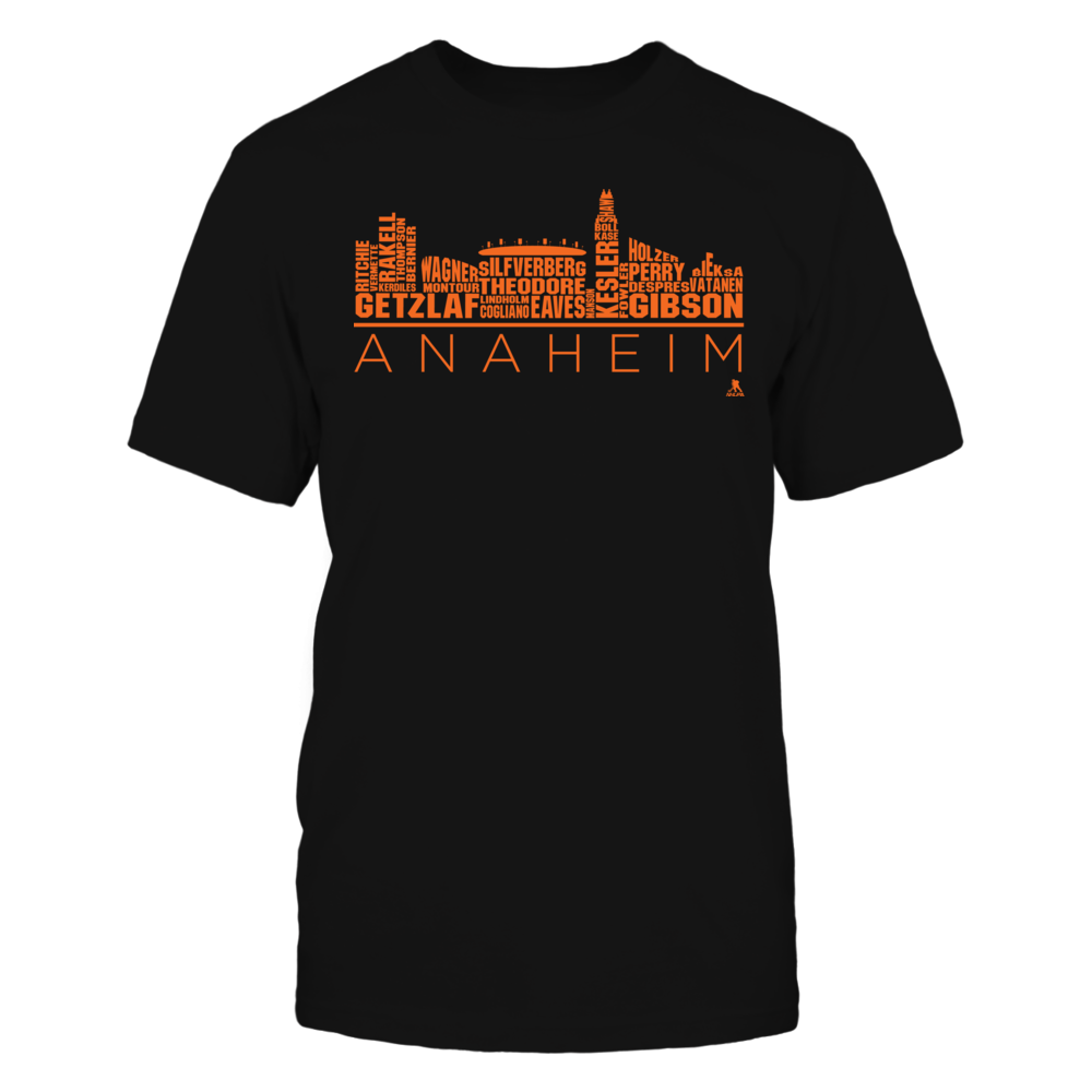 Anaheim Skyline 2017 Roster Front picture