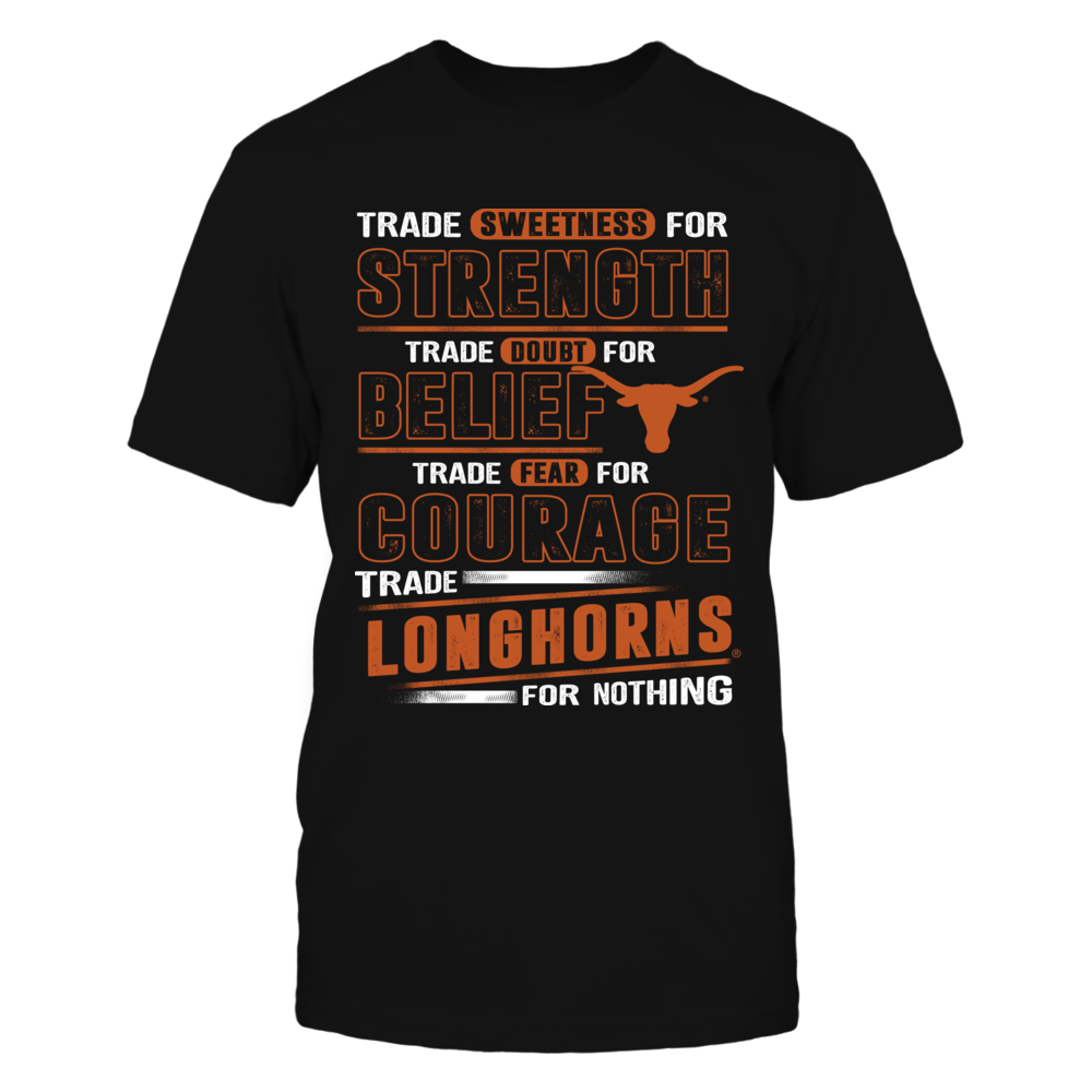 Texas Longhorns - Trade Longhorn for nothing Front picture