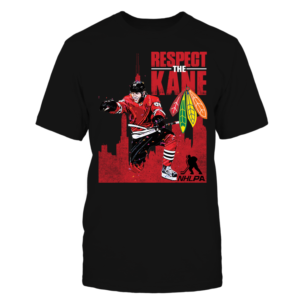 Patrick Kane OFFICIALLY LICENSED Patrick Kane - Respect the Kane FanPrint