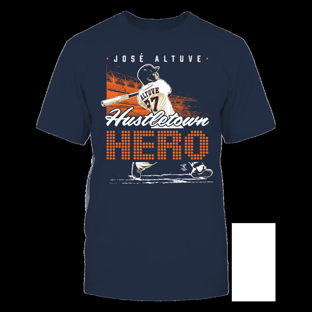 Jose Altuve Jose Altuve - Hustletown Hero FanPrint