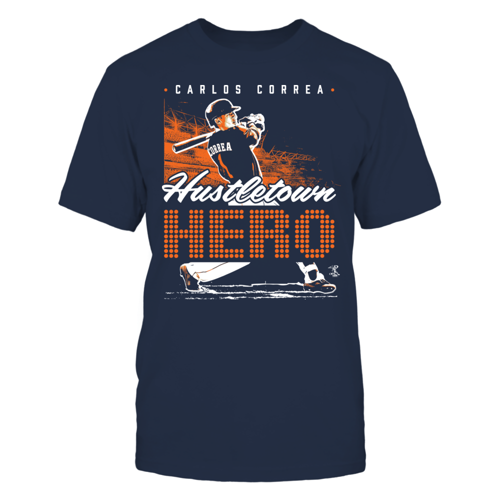 Carlos Correa - Hustletown Hero Front picture