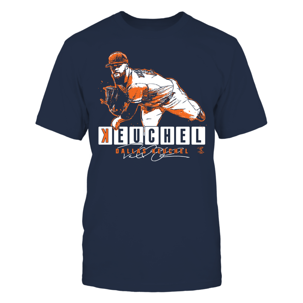 Dallas Keuchel - Strikeout Front picture