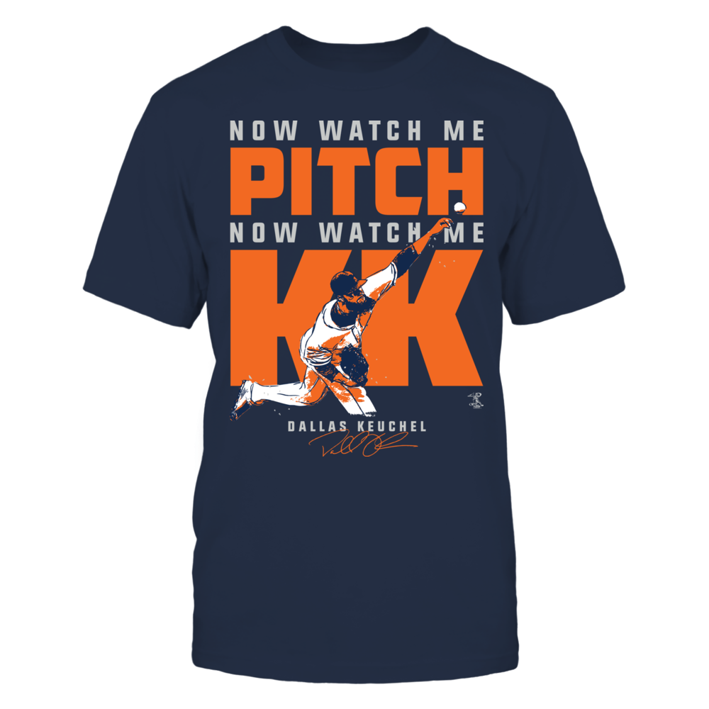 Dallas Keuchel - Watch Me Pitch Front picture