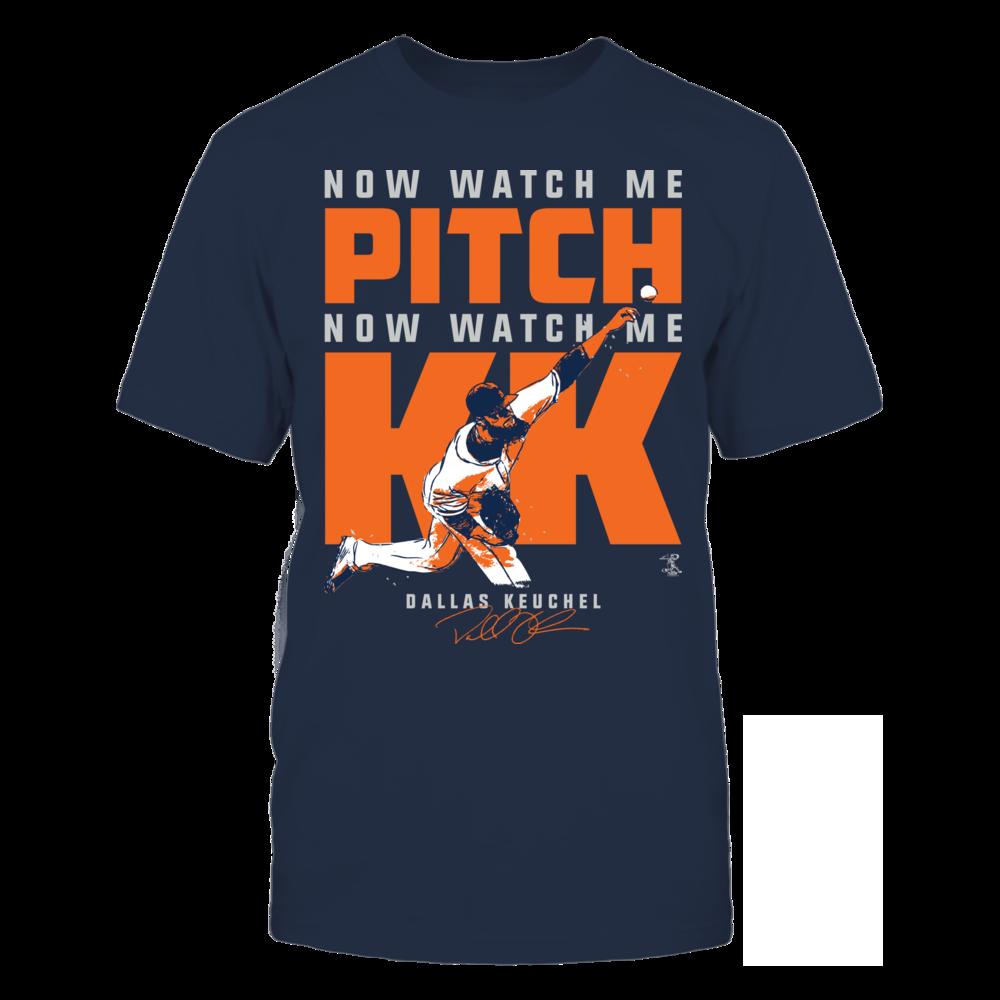 Dallas Keuchel Dallas Keuchel - Watch Me Pitch FanPrint