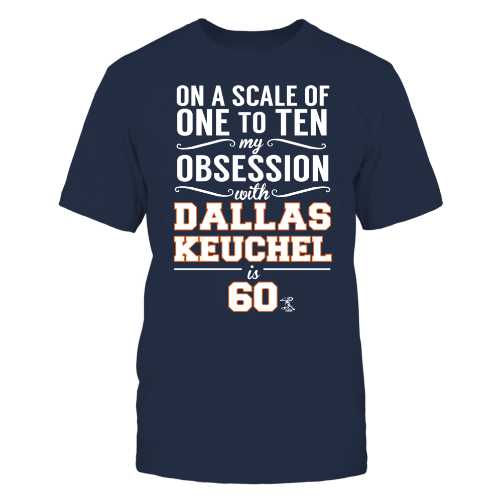Dallas Keuchel - Obsession Front picture