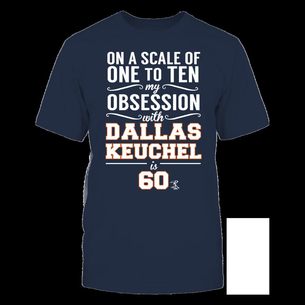 Dallas Keuchel Dallas Keuchel - Obsession FanPrint
