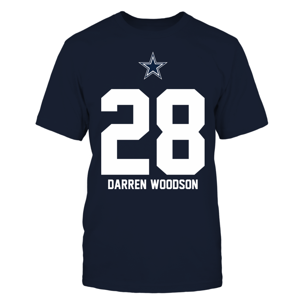 Darren Woodson #28 Shirt Jersey Front picture