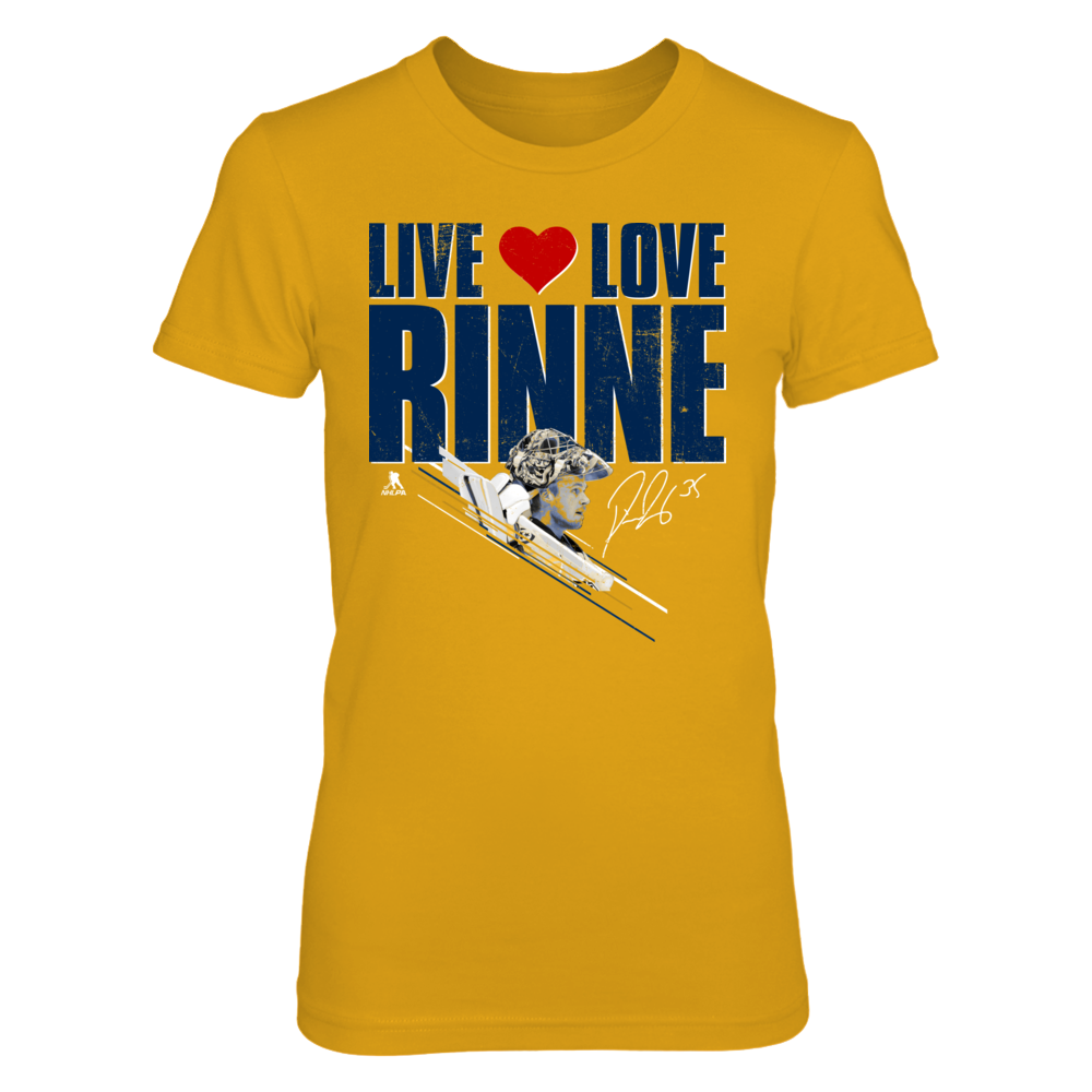 Live Love Rinne Front picture