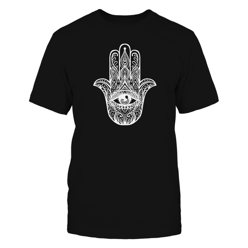 TShirt Hoodie Hamsa Hand All Seeing Eye FanPrint