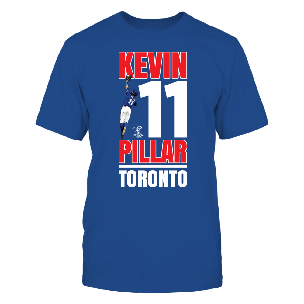 Kevin Pillar Catch Front picture