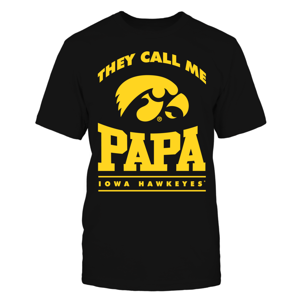 Iowa Hawkeyes - They Call me Papa Front picture
