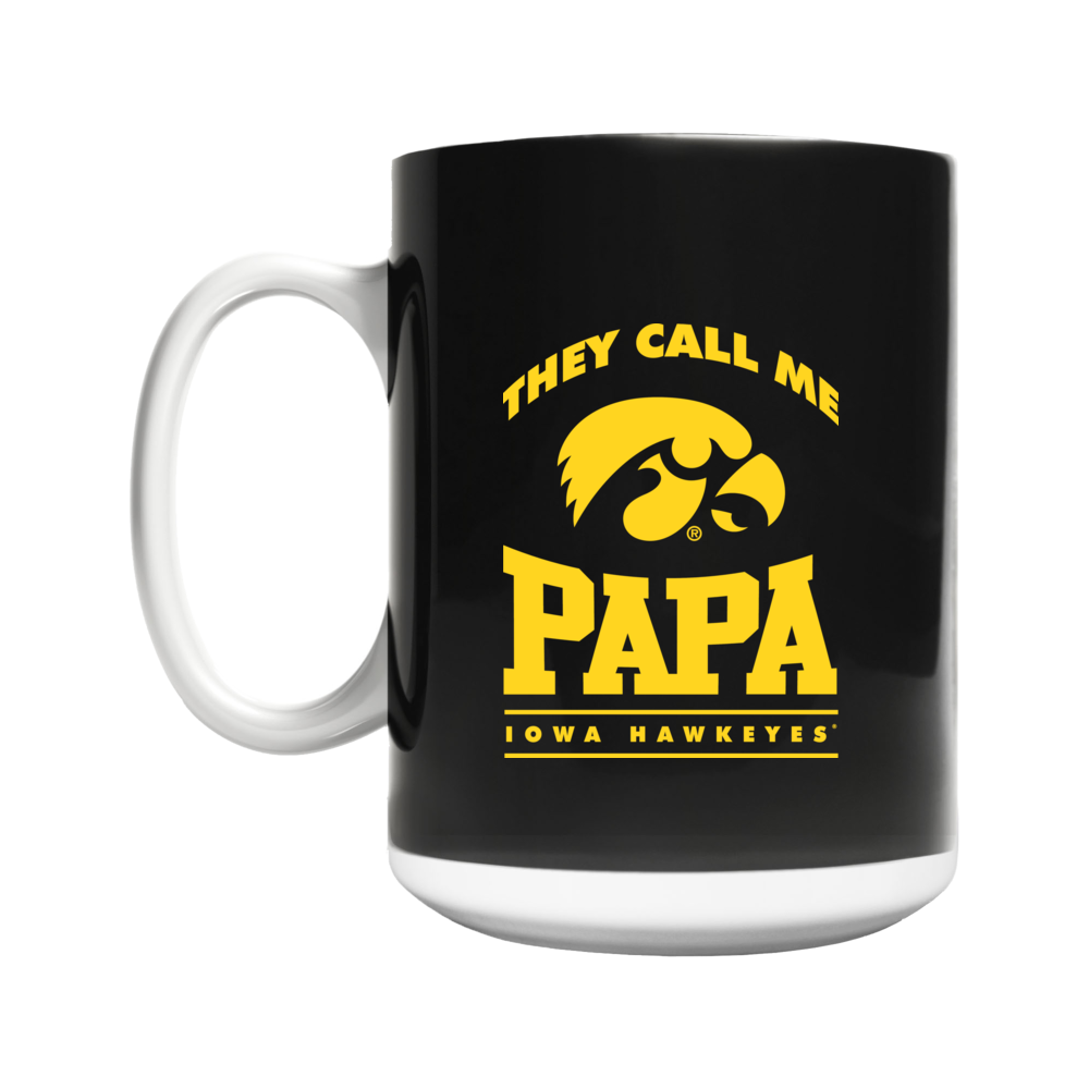 They Call Me Papa - Iowa Hawkeyes Front picture