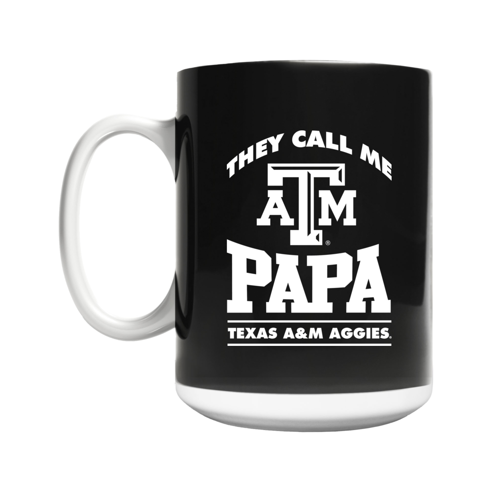 They Call Me Papa - Texas A&M Aggies Front picture