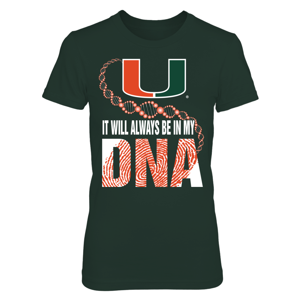 Miami Hurricanes - DNA Front picture