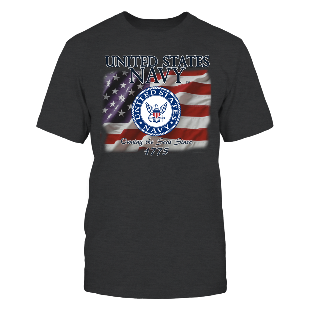 The United States Navy, Owning the Seas Since 1775 - Patriotic Clothing and Gifts from  the US Navy Store Front picture