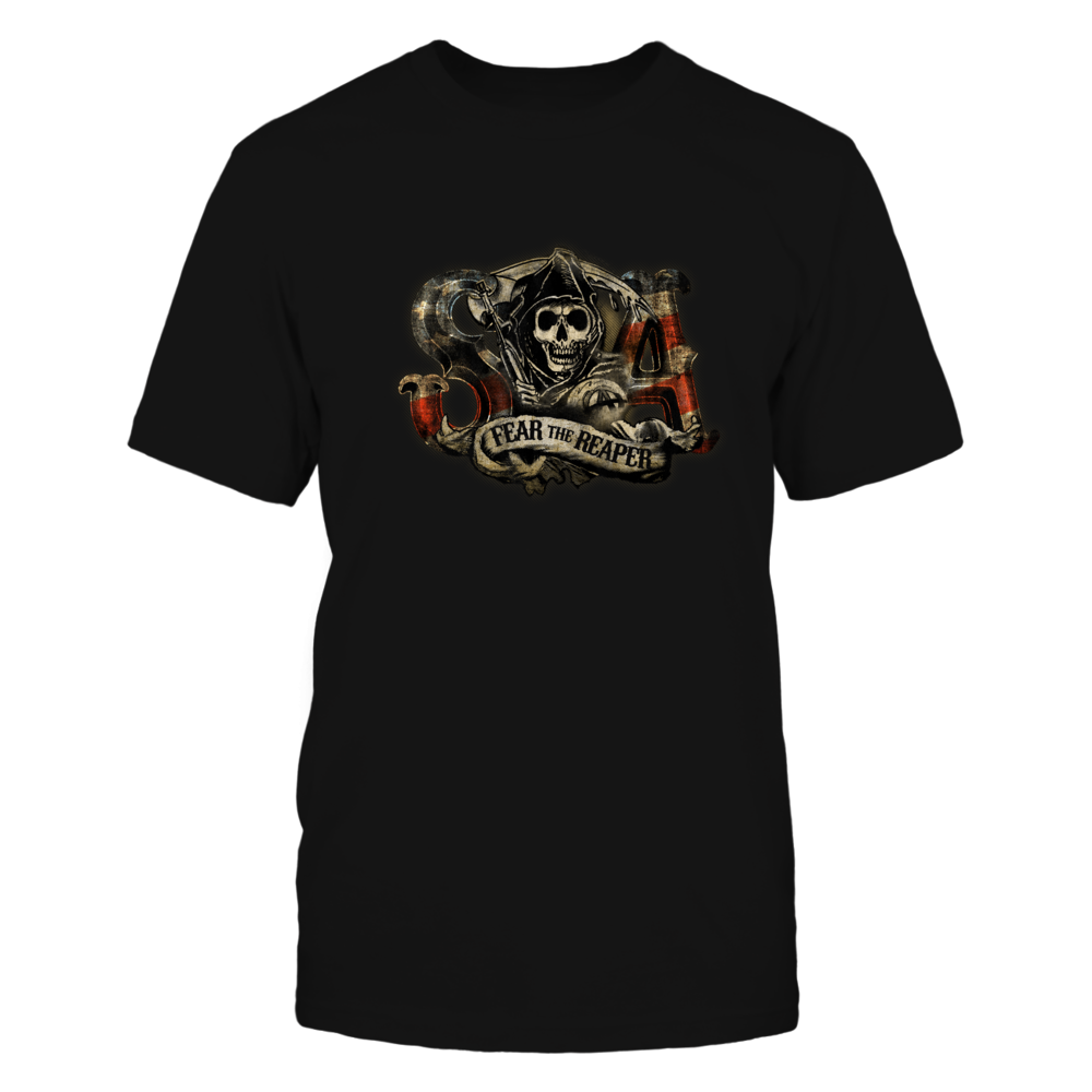 Sons of Anarchy Sons of Anarchy - American Flag SOA Reaper FanPrint