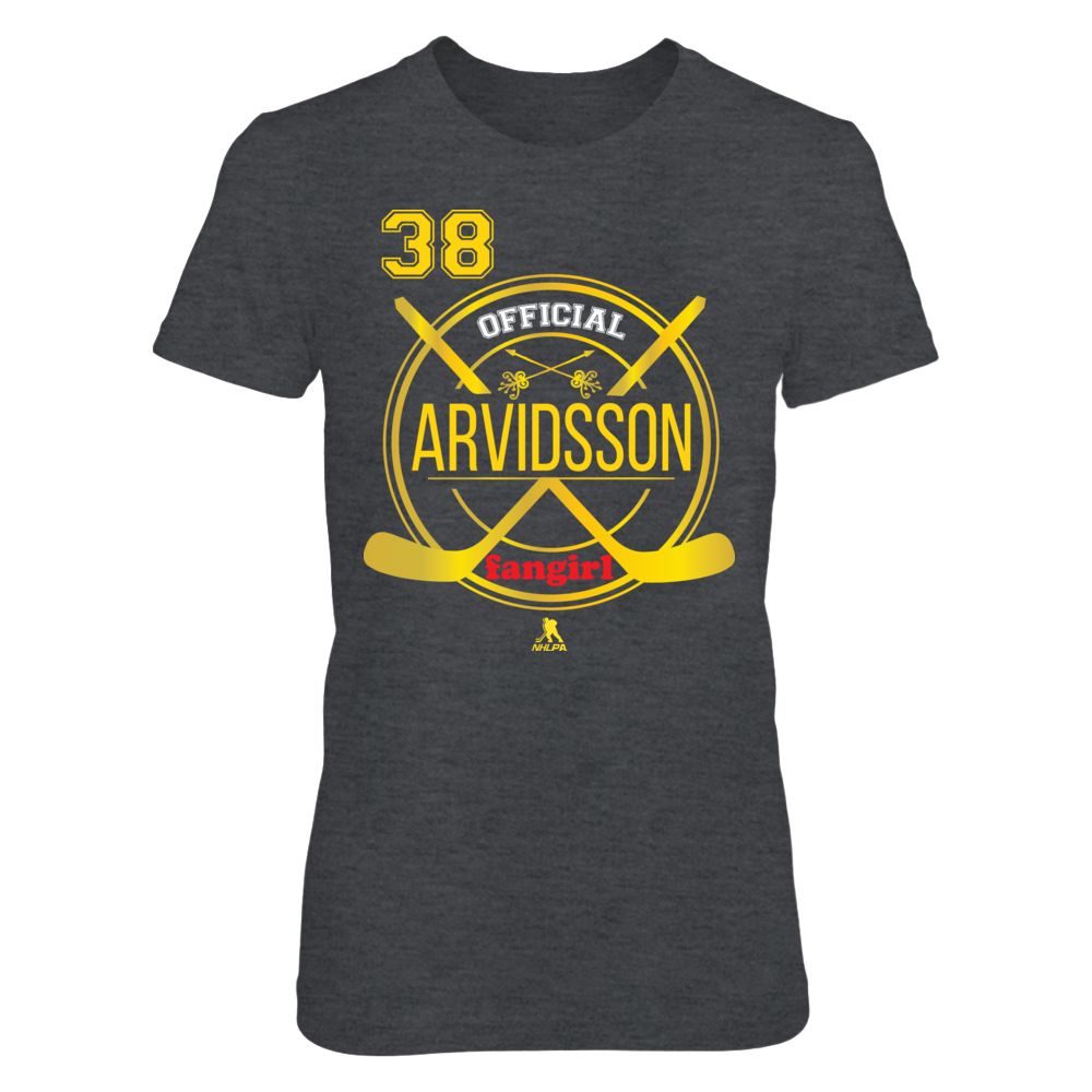Official Fangirl Viktor Arvidsson Front picture