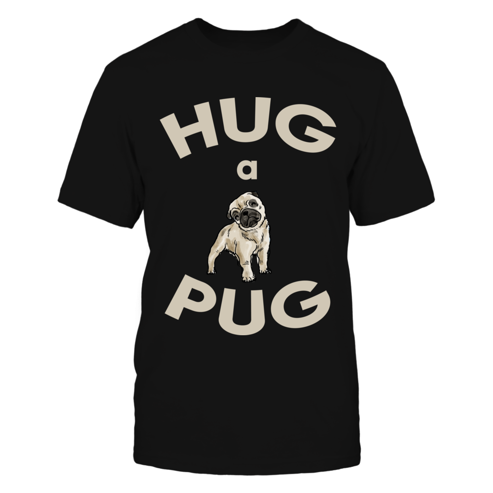Hug A Pug Front picture