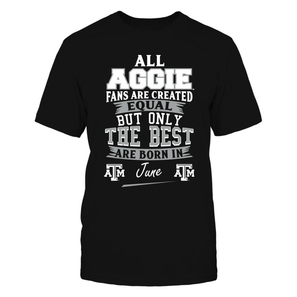 Texas A&M Aggies Fans - June Front picture