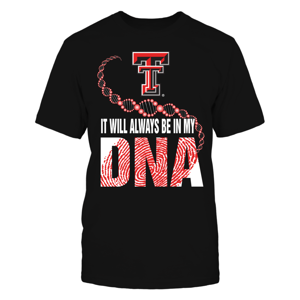 Texas Tech Red Raiders - DNA Front picture