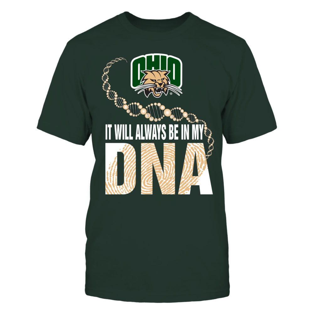 Ohio Bobcats - DNA Front picture