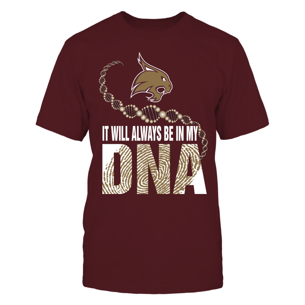 Texas State Bobcats - DNA Front picture