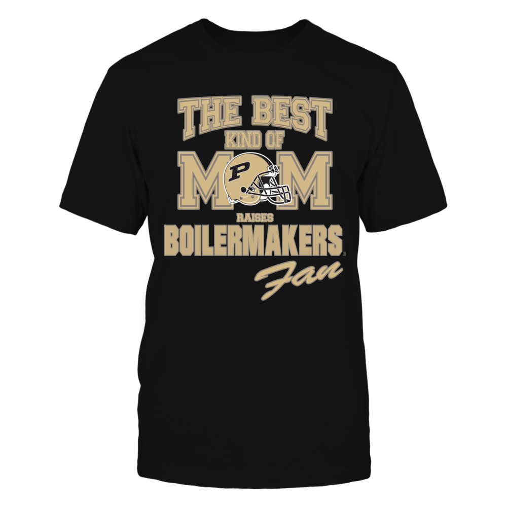 Best Kind of Mom Raises Boilermakers Fan Front picture
