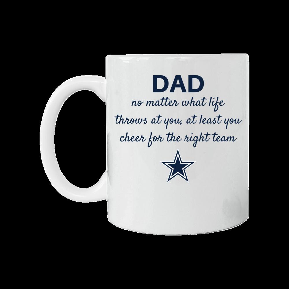 Dad Life - Dallas Cowboys Front picture