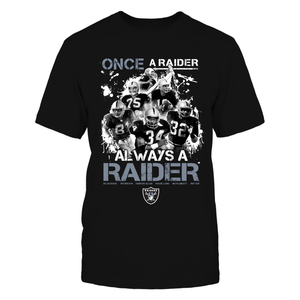 Oakland Raiders - Once a Raider, Always a Raider Front picture