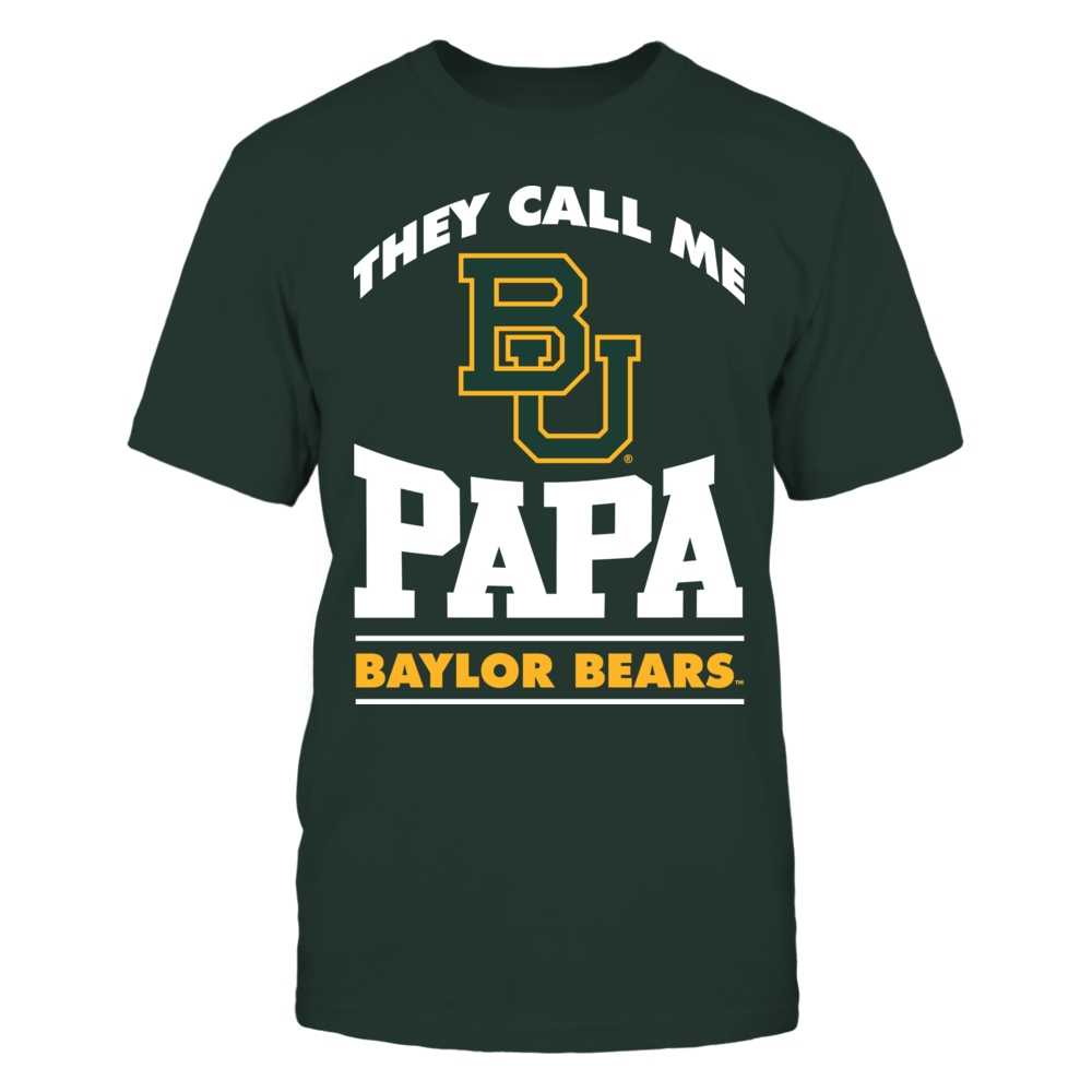They Call Me Papa - Baylor Bears Front picture