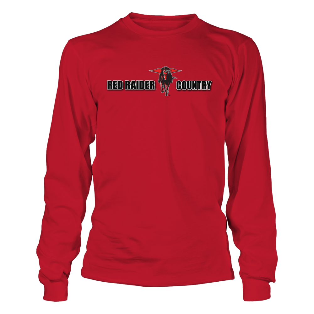 Texas Tech Red Raiders University Apparel Front picture