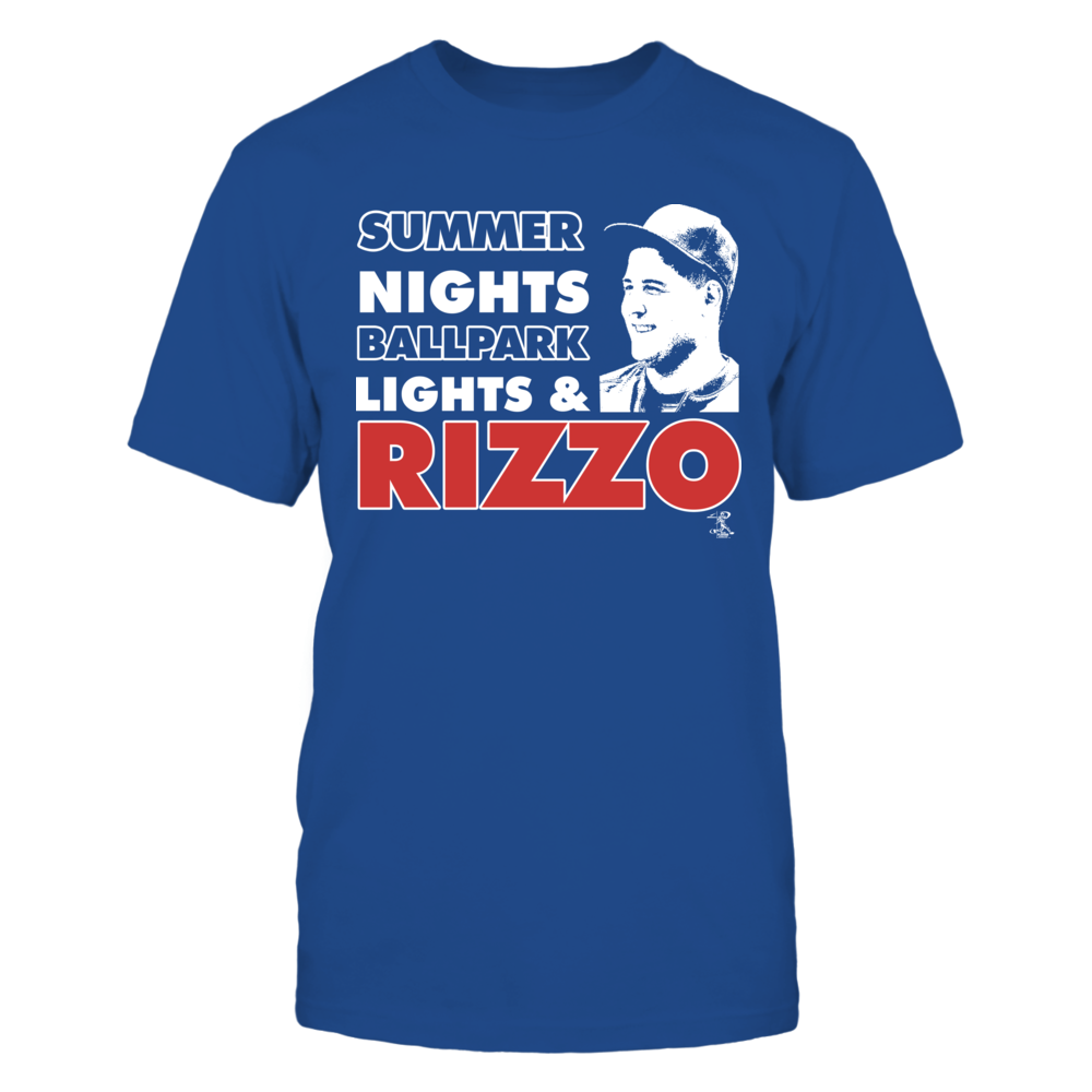 Rizzo For Life Front picture