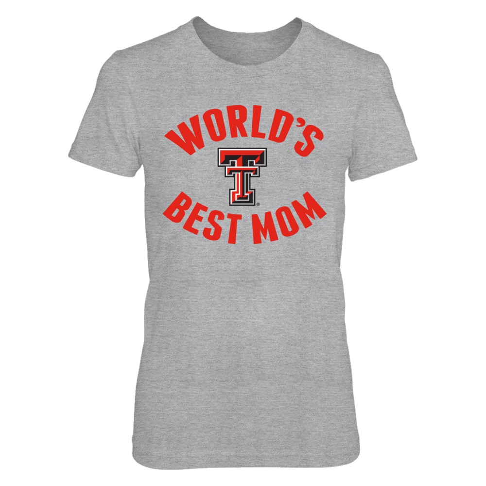 Texas Tech World's Best Mom Front picture