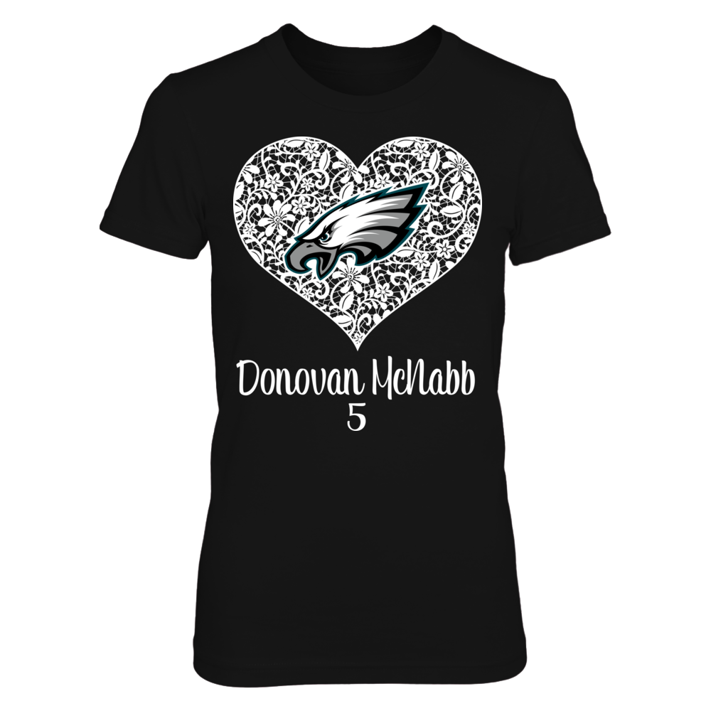 Philadelphia Eagles - Lace Heart - Donovan McNabb Front picture