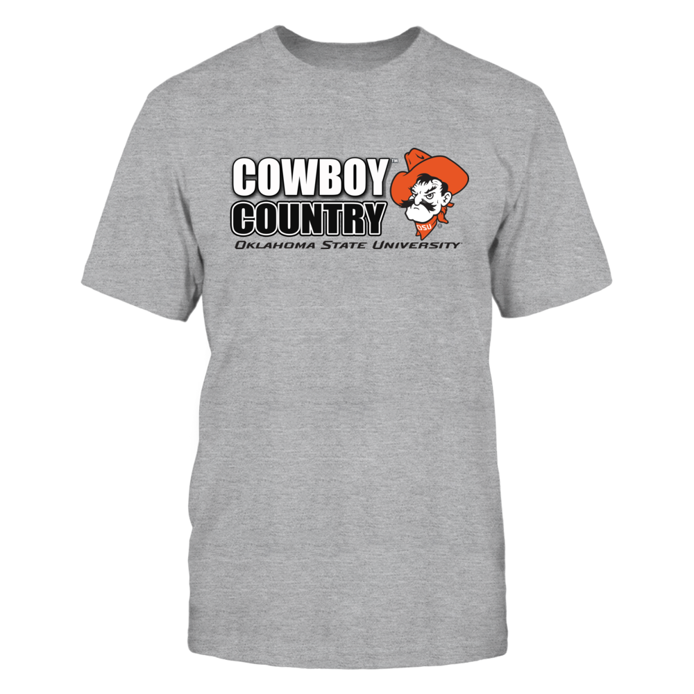 Oklahoma State Cowboys Oklahoma State Cowboy Country- Oklahoma State Fan Wear for the entire family FanPrint