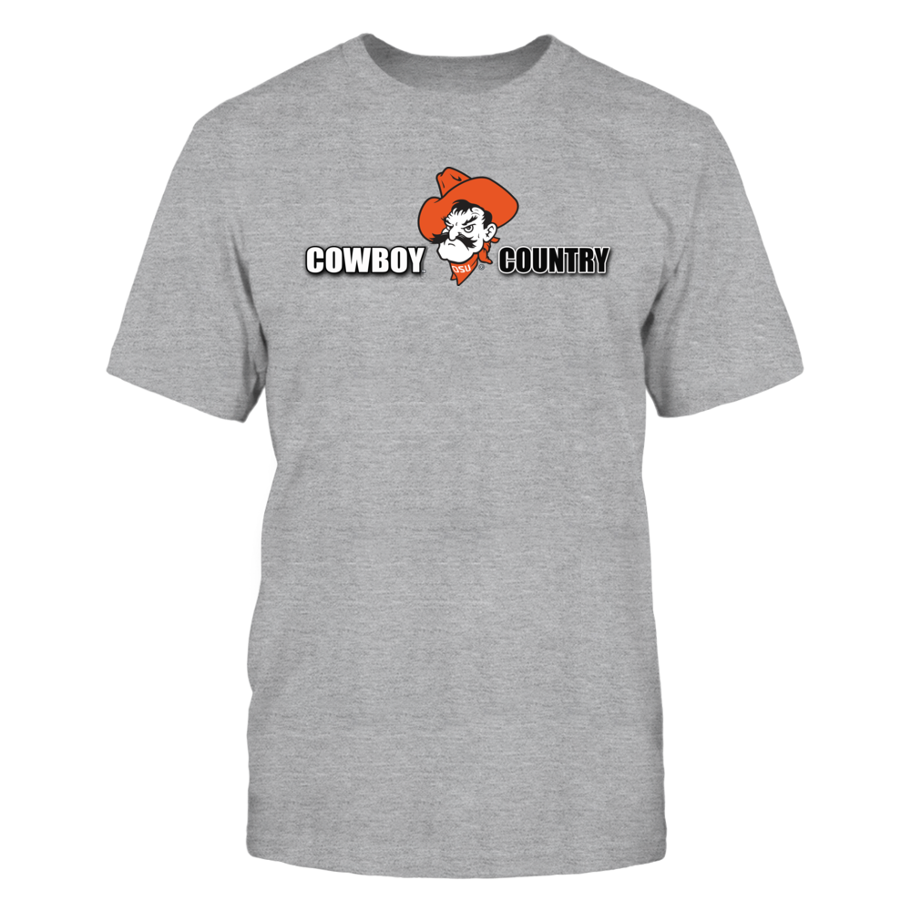 Oklahoma State Cowboy Country- Oklahoma State Apparel, Gifts, and more Front picture