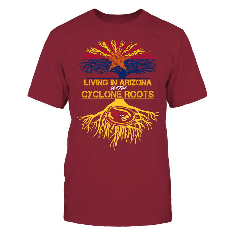Iowa State Cyclones - Living Roots AlaskaIowa State Cyclones - Living Roots Arizona Front picture