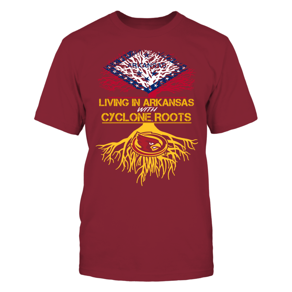 Iowa State Cyclones - Living Roots Arkansas Front picture