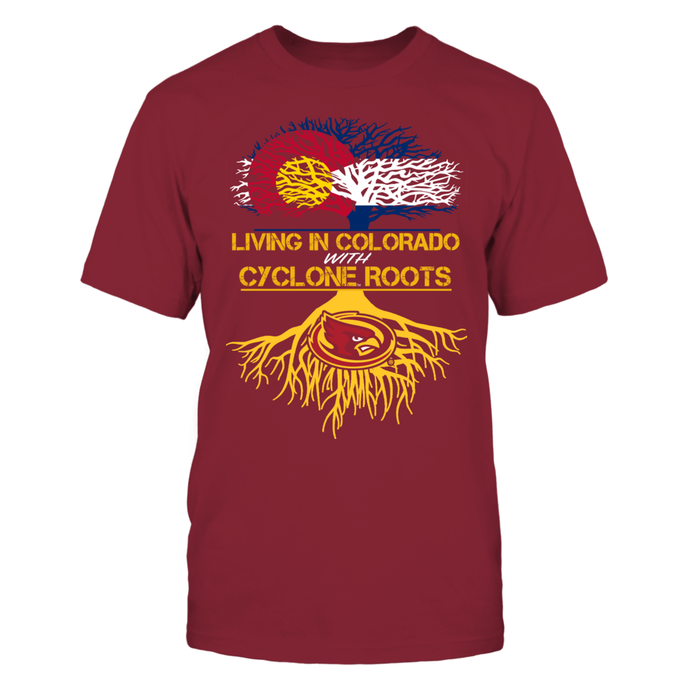 Iowa State Cyclones - Living Roots Colorado Front picture